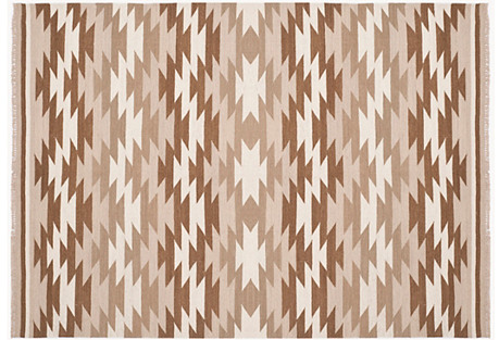Swiftwater Rug, Gazelle Brown