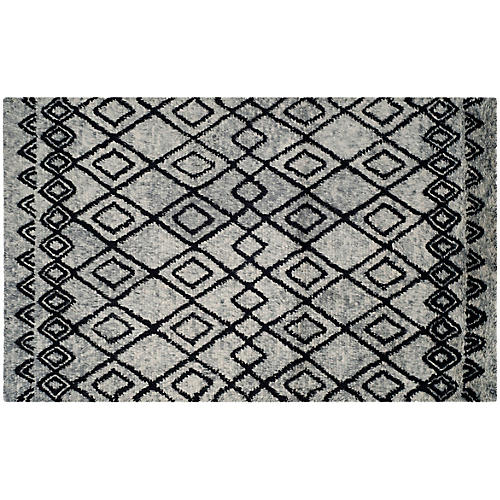 Earle Rug, Gray/Charcoal