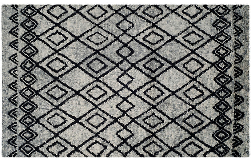Earle Rug, Gray/Charcoal
