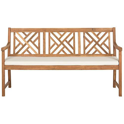 Mason Outdoor Bench