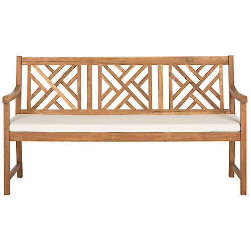 Mason Outdoor Bench