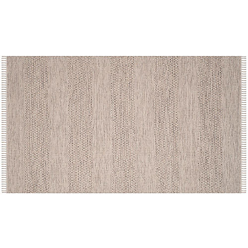 Xara Runner, Ivory/Steel Gray