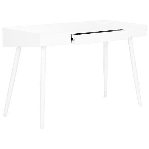 Panek Desk, White