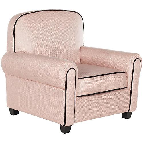 Hess Kids' Club Chair, Pink