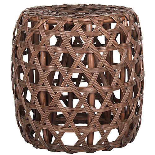 Amica Stool, Chocolate