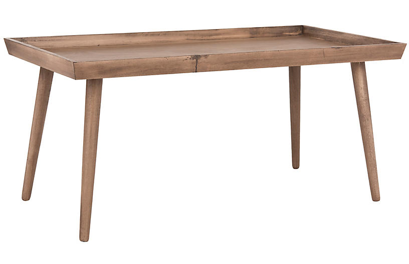Carter Coffee Table - Desert
