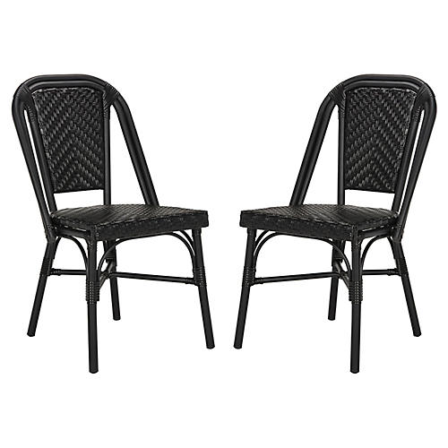 Stylish Dining Room Chairs | White, Black, Leather Dining Chairs ...