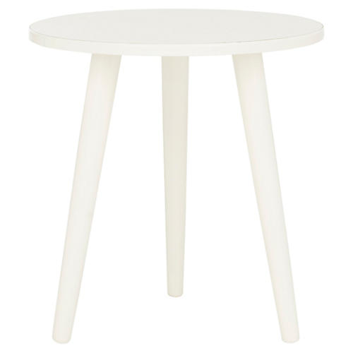Orion Side Table, White