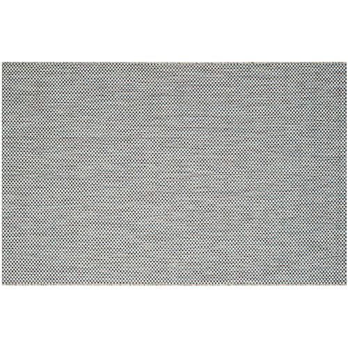 Cutler Outdoor Rug, Gray/Navy
