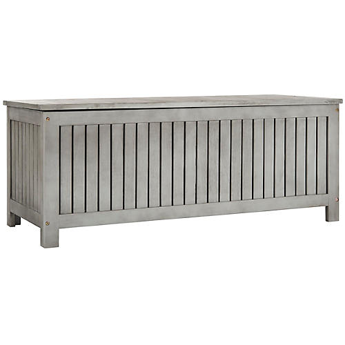 Abri Outdoor Storage, Gray