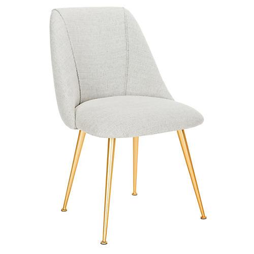 Bristol Armchair, Light Gray