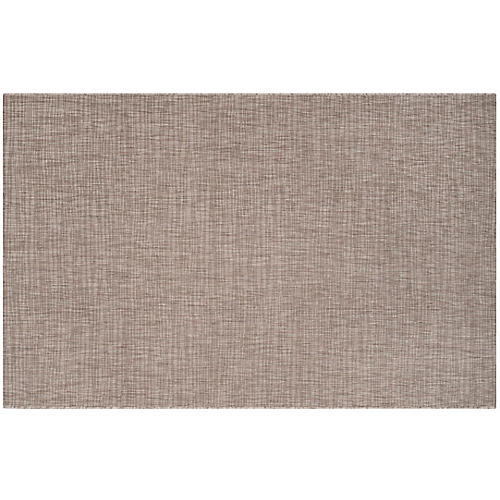 Willow Outdoor Rug, Light Brown