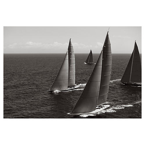 Drew Doggett, Majesty at Sea
