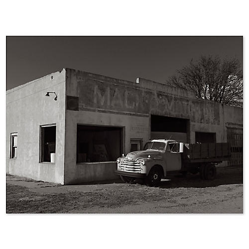 Drew Doggett, Mack's Motor Co