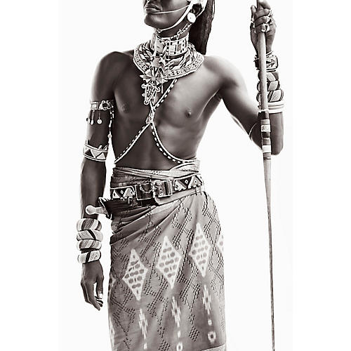 Drew Doggett, Samburu Warrior