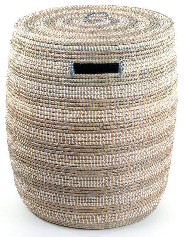 Lidded Sahara Basket