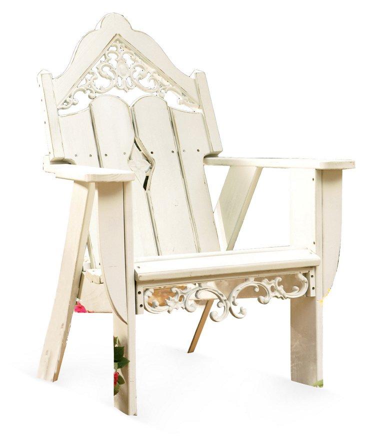 Veranda Chair, White
