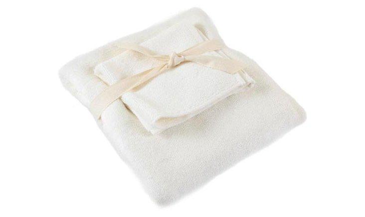 100% Bamboo Hair Towel Set