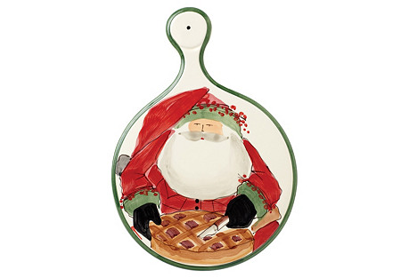 Old St. Nick Cheese Board