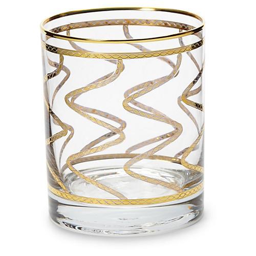 Elegante Swirl DOF Glass