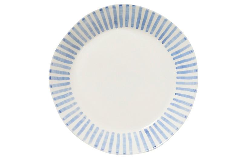 Modello Dinner Plate, White