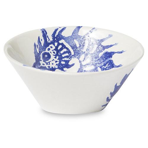 Costiera Seahorse Bowl, Blue