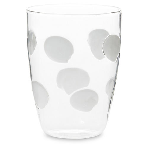 Drop Tall Tumbler, Clear