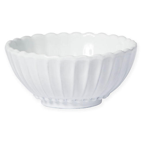 Incanto Bowl, White