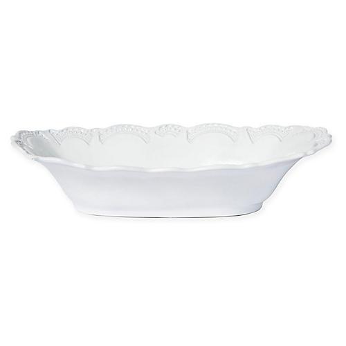Incanto Au Gratin Bowl, White