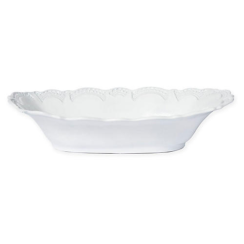 Incanto Au Gratin Bowl, White