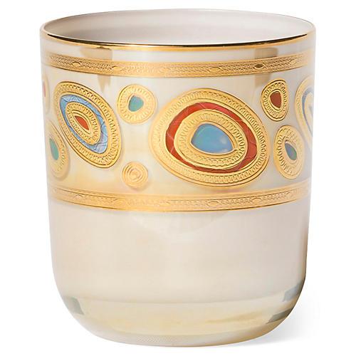 Regalia DOF Glass, Cream/Multi