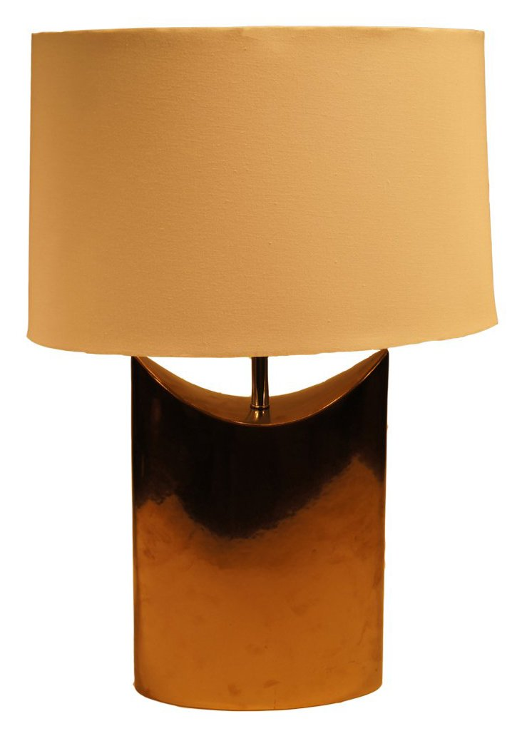 Golden Isle Table Lamp