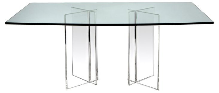 DNU, D-Ivy Dining Table Base,