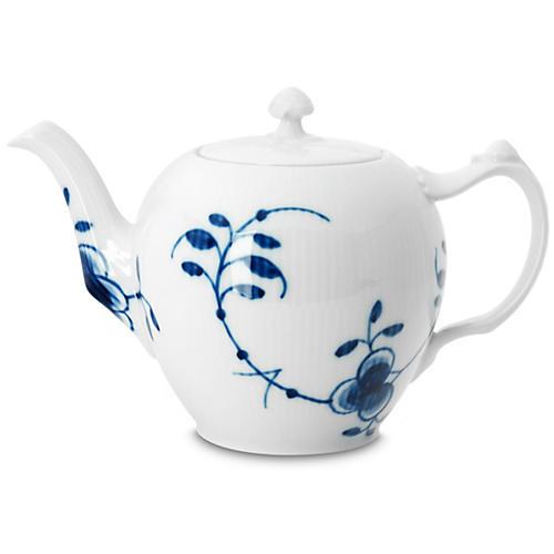 Blue Mega Teapot