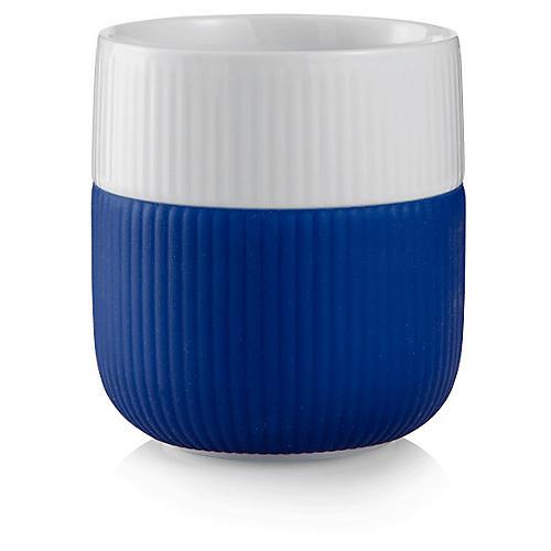 Contrast Mug, Mega Blue