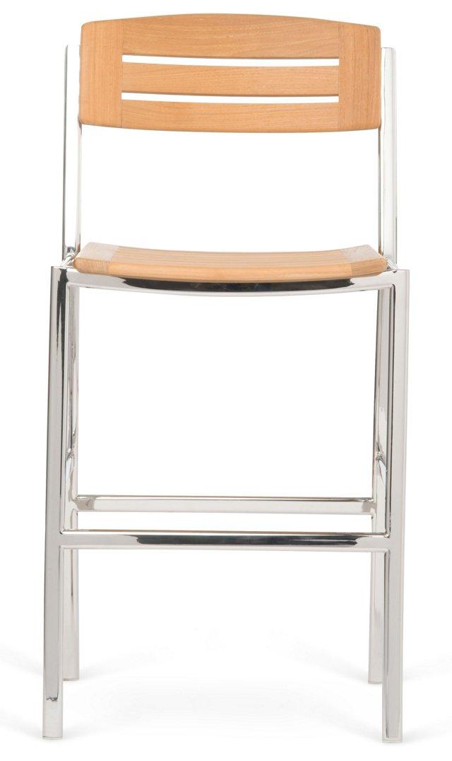 Charter Armless Bar Chair