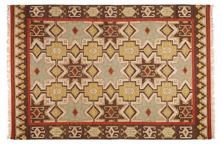 Nadia Flat-Weave Rug, Multi