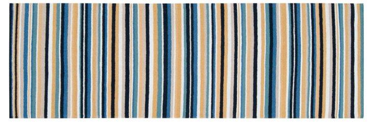 Sag Harbor Flat-Weave Rug, Multi