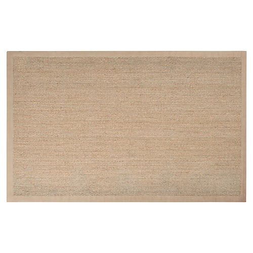 Village Sea Grass Rug, Beige