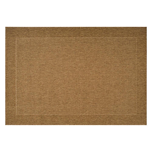 Kendall Outdoor Rug, Brown