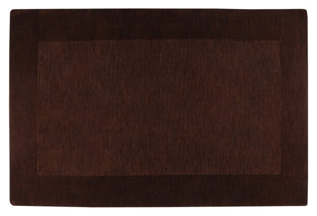 Lombard Rug, Brown