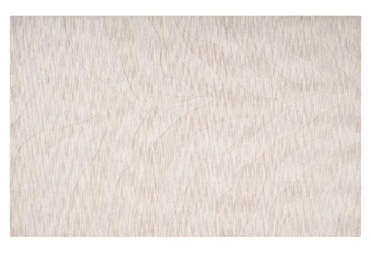 Oatfield Rug, Winter White