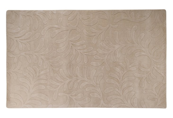 5'x8' Kelso Rug, Taupe