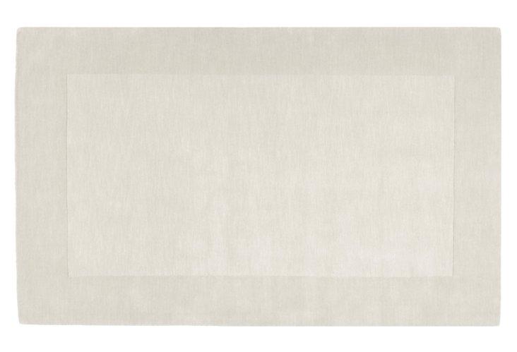 "9'9""x9'9"" Perri Rug, Winter White"