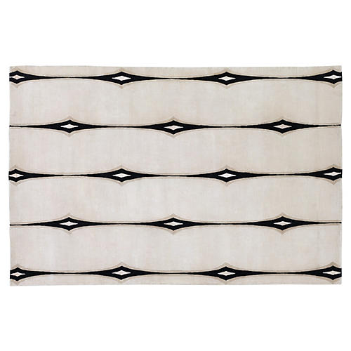 Jillian Rug, Winter White