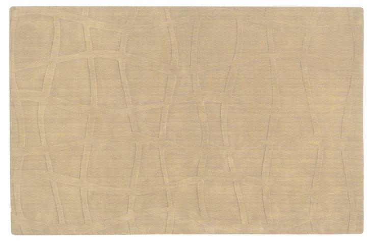 Arete Rug, Parchment