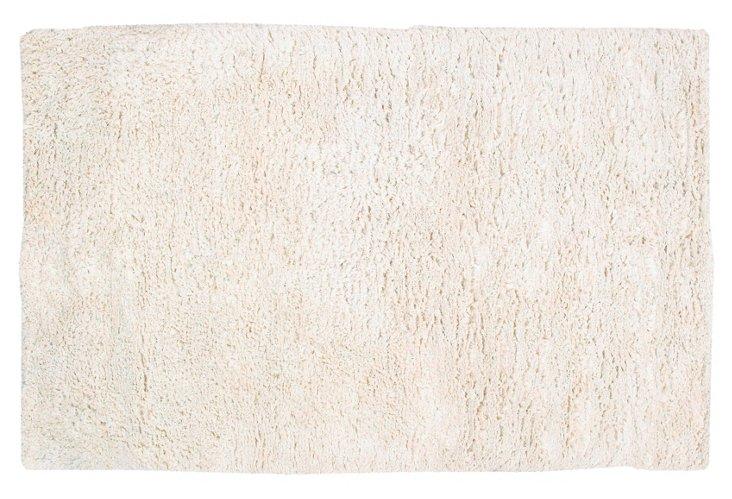 Teagan Shag Rug, Winter White