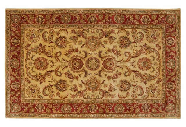 Maple Rug, Cumin/Brown Sugar