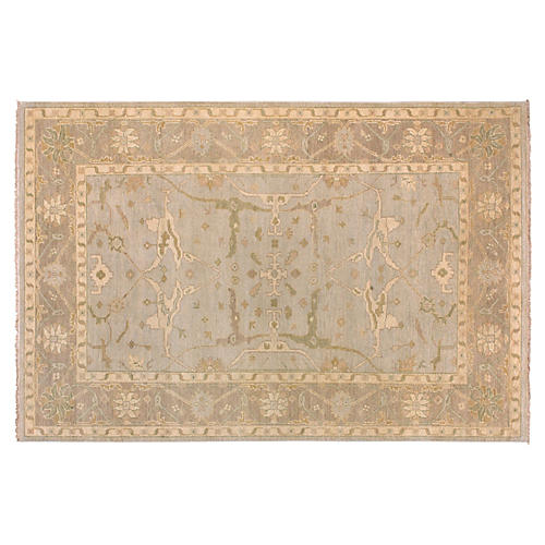 Rutledge Rug, Light Gray