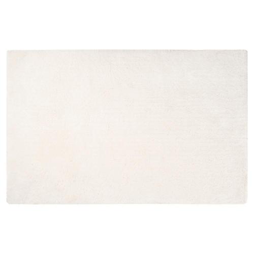 Bastian Shag Rug, White